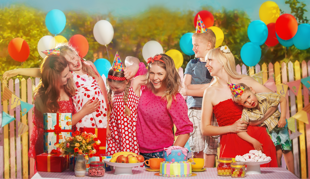 Children's Party Planners London