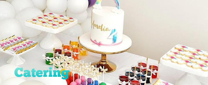 Children's Birthday Party Catering London