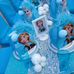 Frozen theme catering