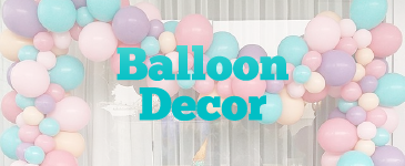 Balloon Decoration London for Parties and Events