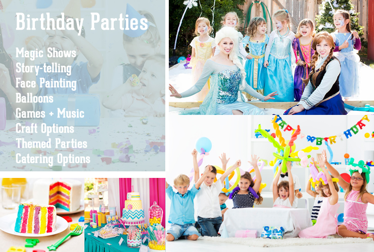 Childrens Party Entertainers In London - Childrens birthday party ideas in london