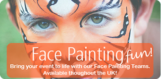 Hire Face Painters London
