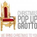 Christmas Pop Up Grotto Hire