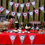 Kids Party themes Pirates