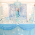 Frozen Theme Decoration by The Bubbles Crew