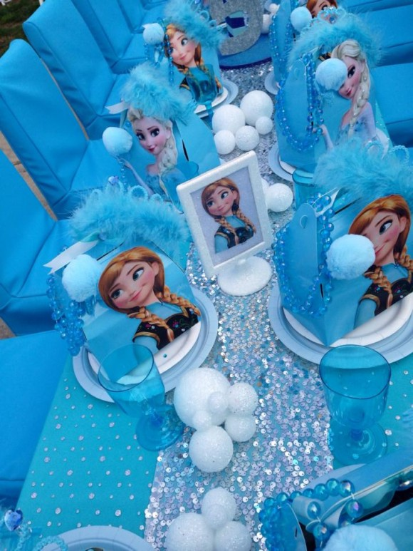 Frozen is a pretty hot theme for kids parties this year. Here are 10 DISNEY FROZEN theme party ideas that are sure to make your kids smile! Frozen Recipes, Frozen games, free printables and links to buy Frozen party supplies if needed. If you would like to have your own Frozen Party you might.