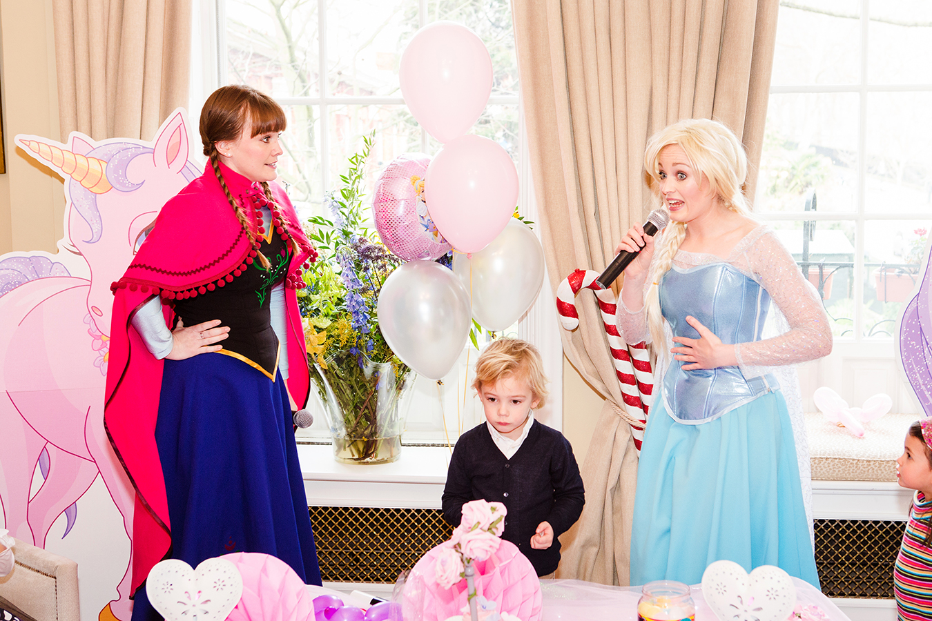 Frozen Birthday Party London