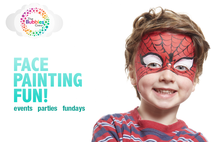 Face Painter Hire