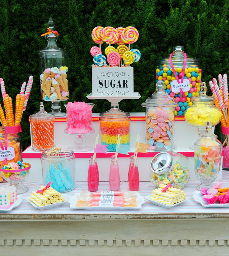 Sweet Candy Buffet Hire