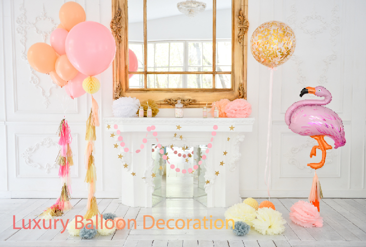 Luxury Balloon Decoration London