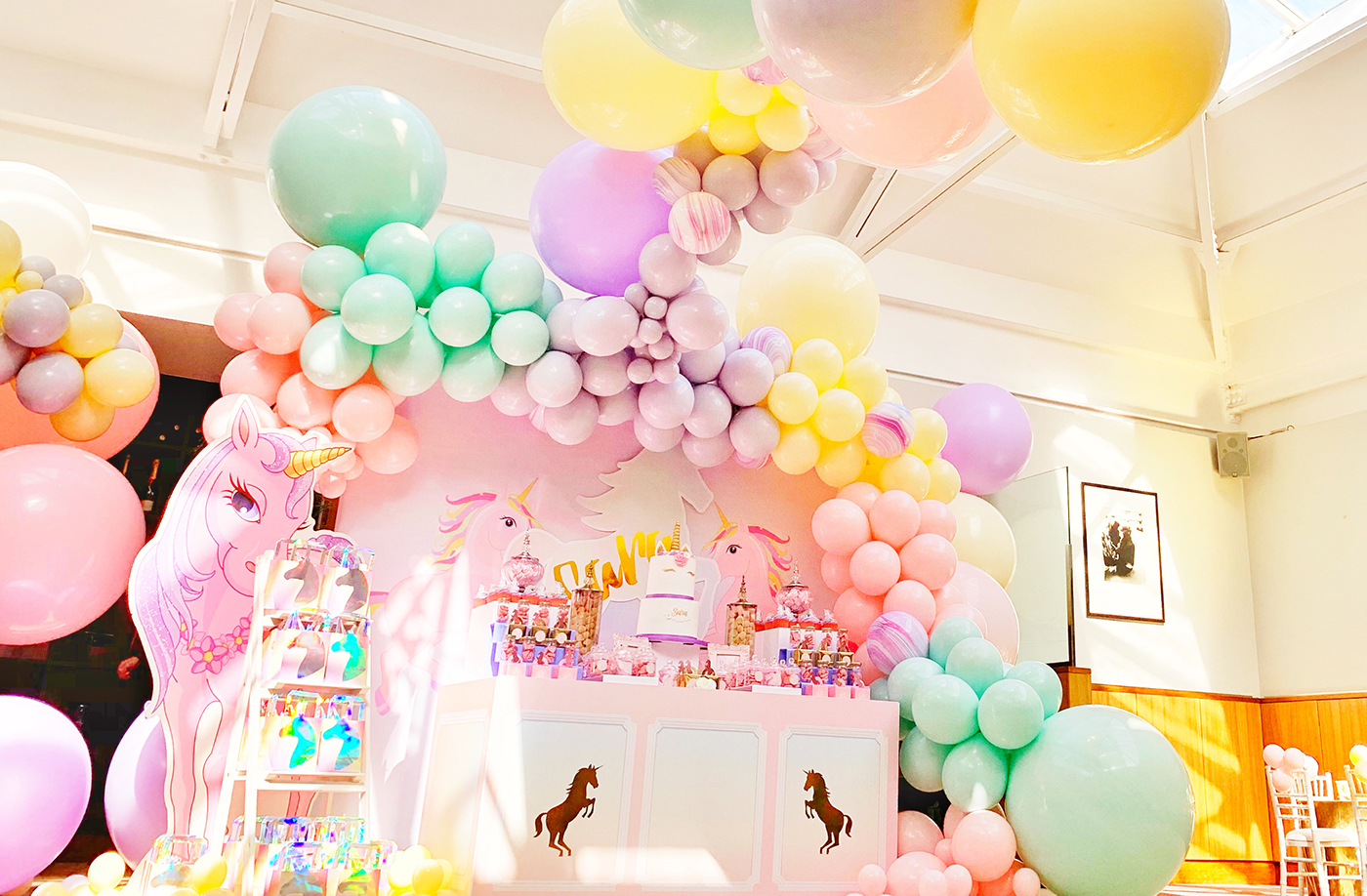 Unicorn Children's Party Planners London