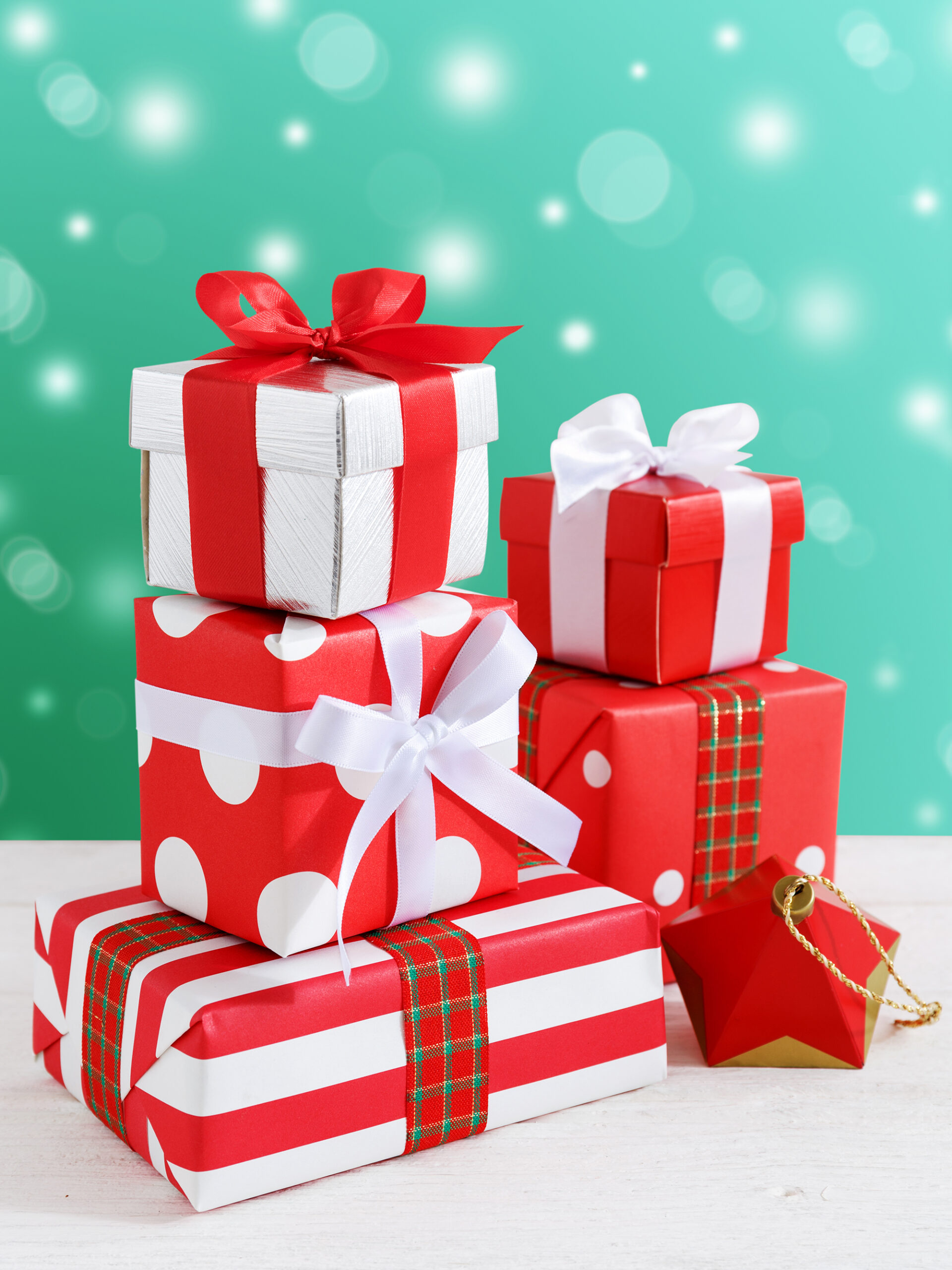 Gift and Present Service